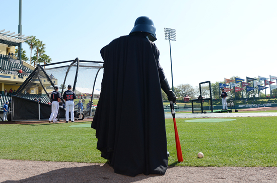 'Star Wars' Invades Atlanta Braves Spring Training at ESPN Wide World of Sports Complex