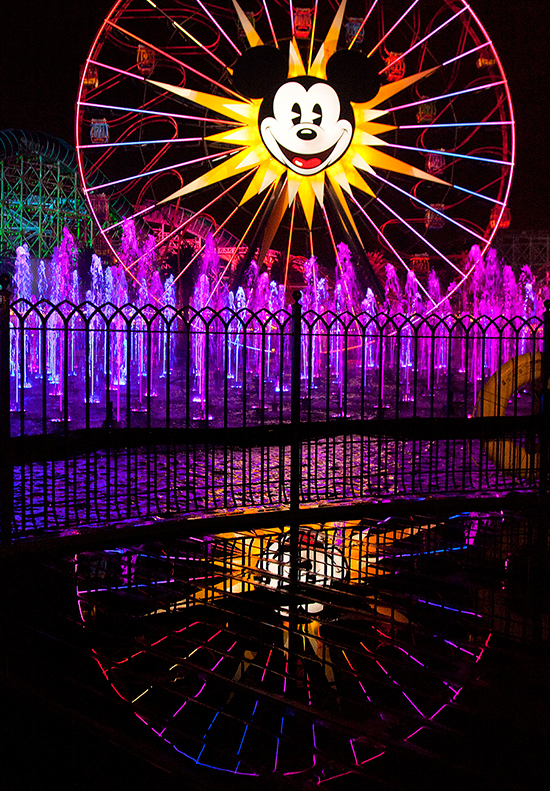 Disney Parks After Dark: World of Color at Disney California Adventure Park