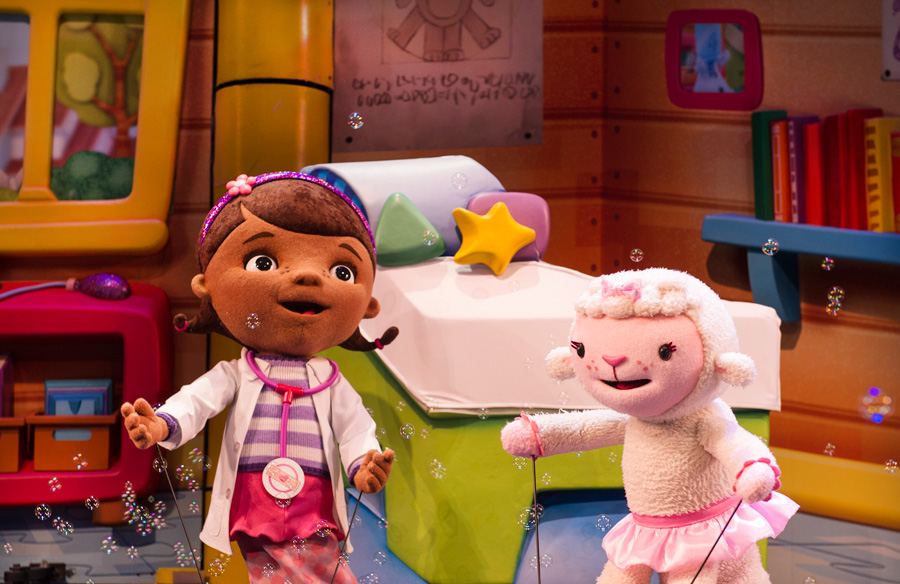 New friends join disney junior – live on stage at disney california