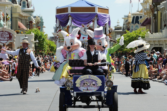 Take 5: Celebrating Easter at Disney Parks