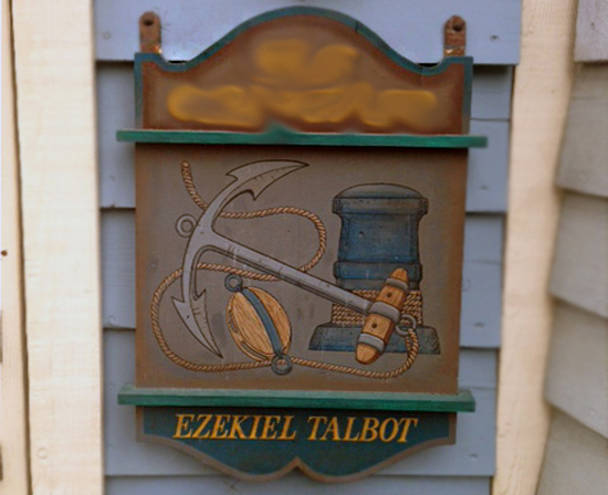 Finish That Disney Parks Sign: Fowlers Harbor at Disneyland Park