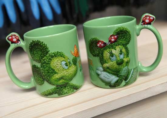 Mugs for the 2013 Epcot International Flower &#038; Garden Festival