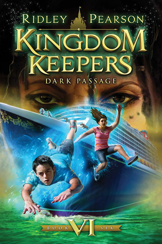 Kingdom Keepers VI: Dark Passage Book Signing with Author Ridley Pearson at the Walt Disney World Resort