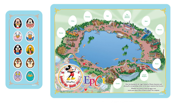 'Limited Time Magic' Disney Character 'Egg' Hunt Begins Next Week at Disney Parks