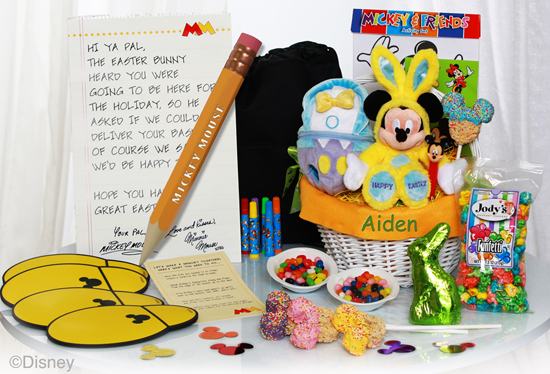 """Create a Little """"Eggstra"""" Easter Magic at Walt Disney World Resort with Mickey's Grand Easter Surprise 2013"""