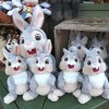 Plush Thumper And Other Rabbit Themed Merchandise Avaliable At Disney Parks