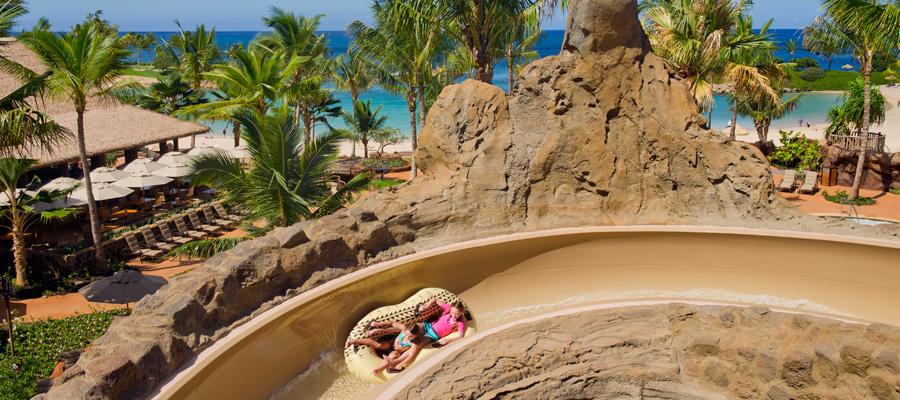 Disney Resort On The Big Island Of Hawaii