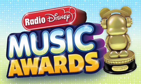 Radio Disney Music Awards Show Will Feature Award Inspired by Disney Parks Collectible