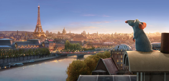 Ratatouille-Themed Attraction Set to Open at Disneyland Paris in 2014