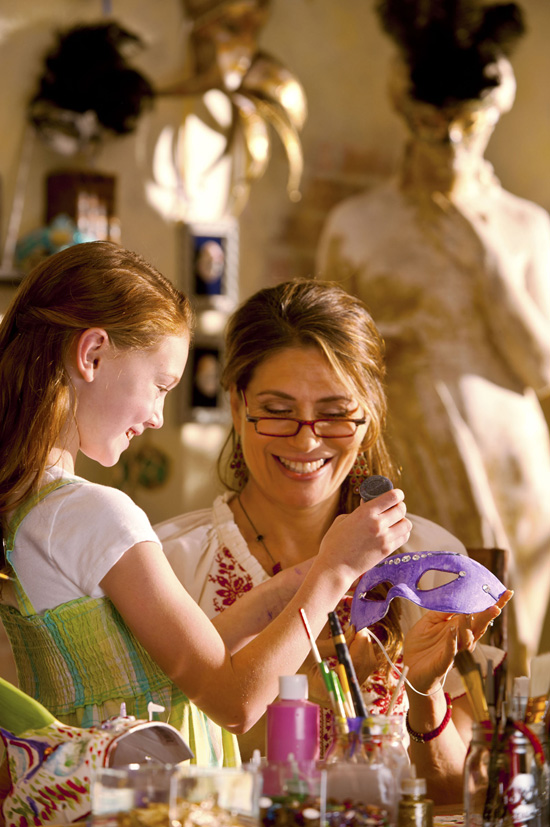 Mask Workshop, St. Mark's Square and Doge's Palace - Disney Cruise Line Youth Activities in Europe