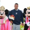 "2012 American League Triple Crown Winner Miguel Cabrera was ""Crowned"" by Disney's Royal Couple in the Spring Opener Against Detroit"