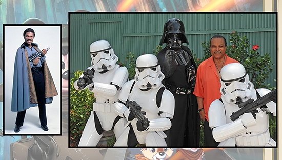 Billy Dee Williams, aka Lando Calrissian, Set to Appear at Star Wars Weekends 2013 at Disney's Hollywood Studios