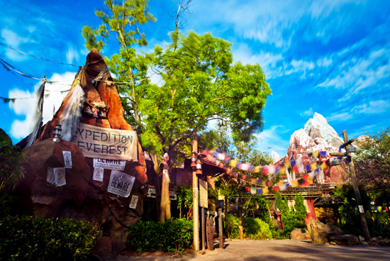 Disneys Animal Kingdom Celebrates 15 Years of Wild Adventure April 22