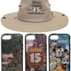 Merchandise for the 15th Anniversary of Disneys Animal Kingdom