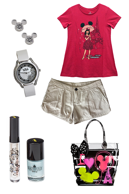 Disney Style Snapshots: A Rainy Day Look