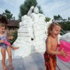 Tike&#8217;s Peak at Disneys Blizzard Beach Water Park, Which Opened its Doors on April 1, 1995