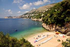 Explore Sveti Jakov Beach on Croatia's Dalmatian Coast with Disney Cruise Line
