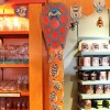 Bee's And Other Playful Animals Fill the Sky Inside Island Mercantile at Disney's Animal Kingdom Theme Park