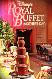 Join Cinderella and Her Princess Friends for Disneys Royal Buffet for Mothers Day