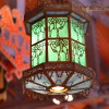 Camel Lamps And Other Playful Animals Fill the Sky Inside Island Mercantile at Disney's Animal Kingdom Theme Park