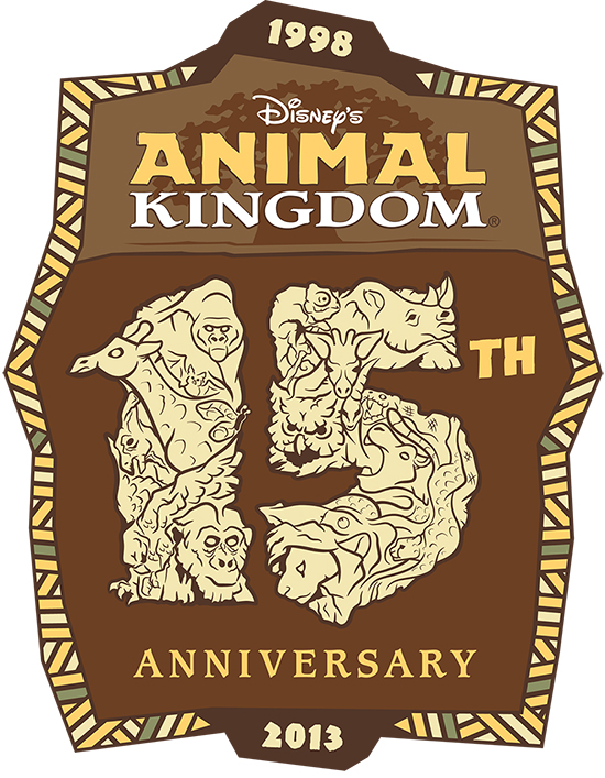 Celebrate the 15th Anniversary of Disney's Animal Kingdom April 22