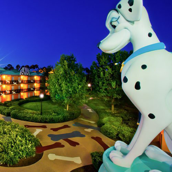 Caption This: Dalmatian Dreams at Disneys All-Star Movies Resort at Walt Disney World Resort
