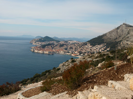 Adventures in Croatia with Disney Cruise Line, Featuring the Panoramic Dubrovnik and Old City Tour