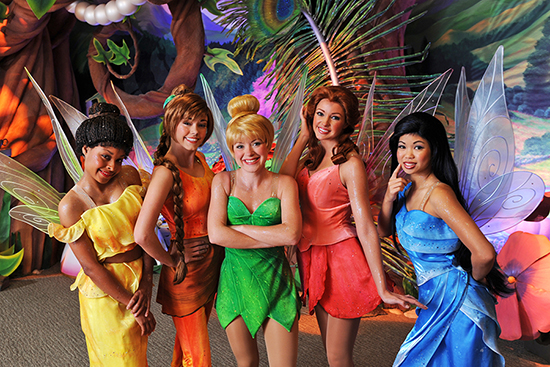 Limited Time Magic Continues with Disney Fairies Week