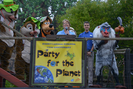 Disneys Animal Kingdom Celebrates 15 Years of Wild Adventure