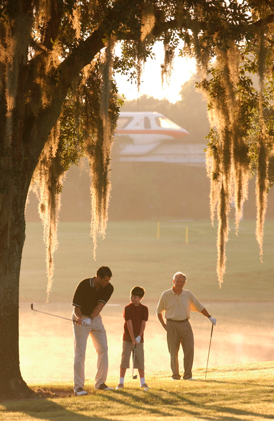 Get Into The Swing Of Things with New Disney Golf Program