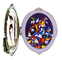 Open Believe Pin from 13 Reflections of Evil Trading Event at Epcot