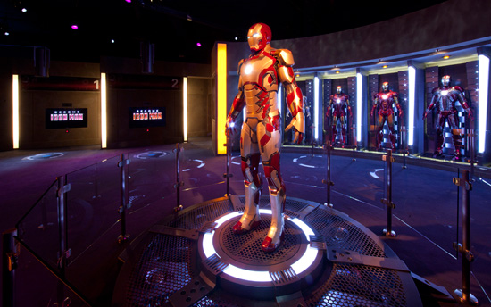Sneak Peek: Iron Man Tech Presented by Stark Industries at Disneyland Park