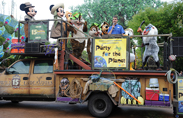This Week in Disney Parks Photos: The 15th Anniversary of Disney's Animal Kingdom