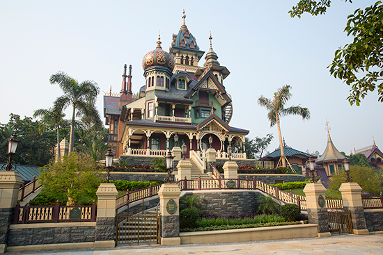 Mystic Point to Open at Hong Kong Disneyland on May 17