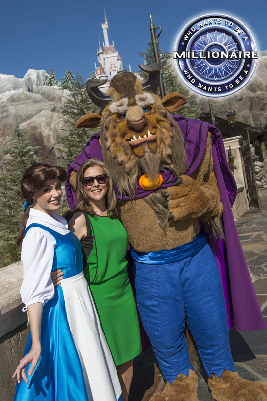 Win a Walt Disney World Resort Vacation with Who Wants To Be A Millionaire