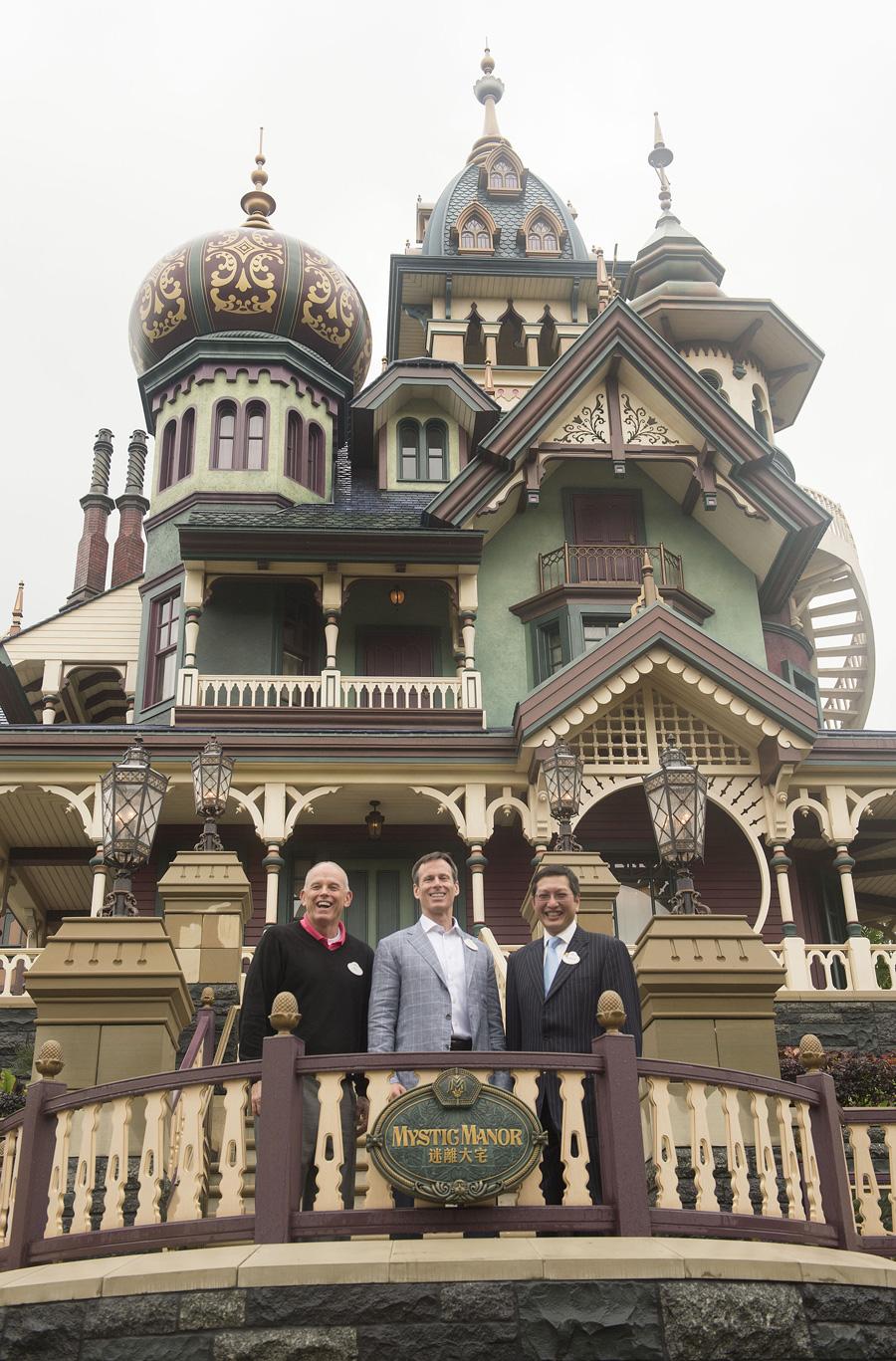 Tom Staggs 171 Disney Parks Blog