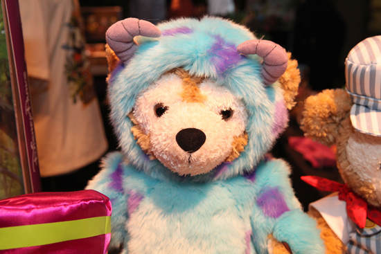 New Duffy the Disney Bear Sulley Coming to Disney Parks This Summer