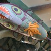 Fish And Other Playful Animals Fill the Sky Inside Island Mercantile at Disney's Animal Kingdom Theme Park