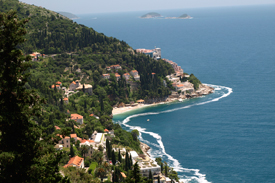 Dubrovnik Scenic Cruise and Beach Time with Disney Cruise Line