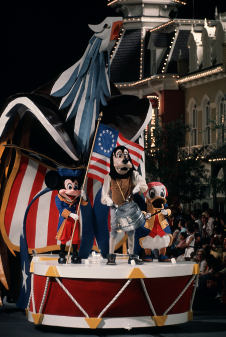 Vintage Walt Disney World: A Look Back at Magic Kingdom Park Parades