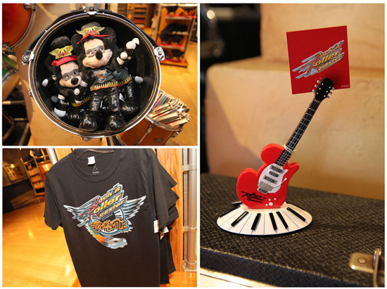Rockn Gear from Rock Around the Shop at Disneys Hollywood Studios