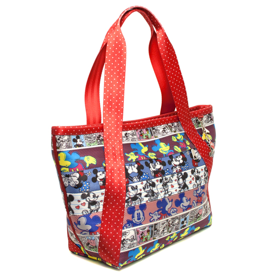 New HARVEYS Seatbeltbags Come Together Like Patchwork at Disney Parks