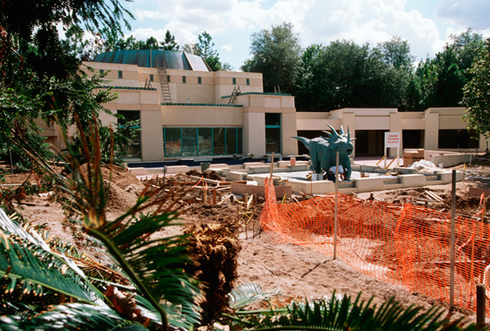 Vintage Walt Disney World: Digging up Adventure at Dino Institute