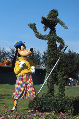 Vintage Walt Disney World: Growing Character at Epcot