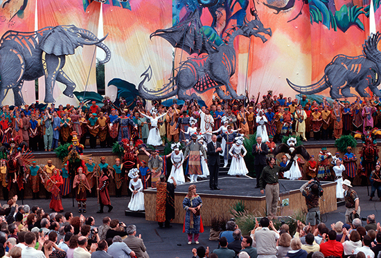 Vintage Walt Disney World: A Wild Dedication for Disney's Animal Kingdom