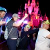 A Monstrous Dance Party at Cinderella Castle