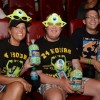 Meet-Up Guests Prepare to Watch a 'Monsters University'