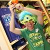 Steven Checks out the Monstrous Merchandise at Magic Kingdom Park