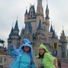 Guests Show Off Their Monstrous Attire at Magic Kingdom Park