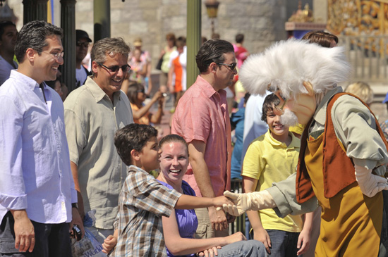 Celebrating a Dream Come True at Magic Kingdom Park